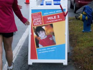 Jimmy Fund Walk 3