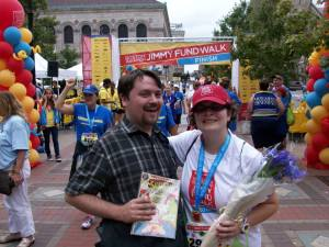 Jimmy Fund Walk 8