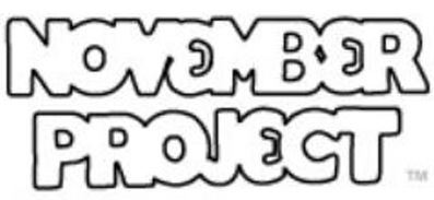 November_Project_Logo