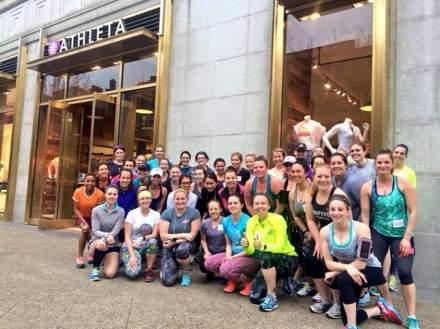 She Runs Boston group April 14