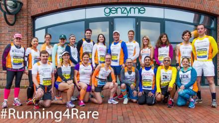 Marathon_2015_Running4Rare_Team