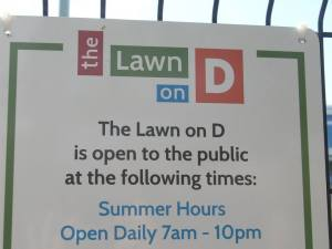 Lawn D1